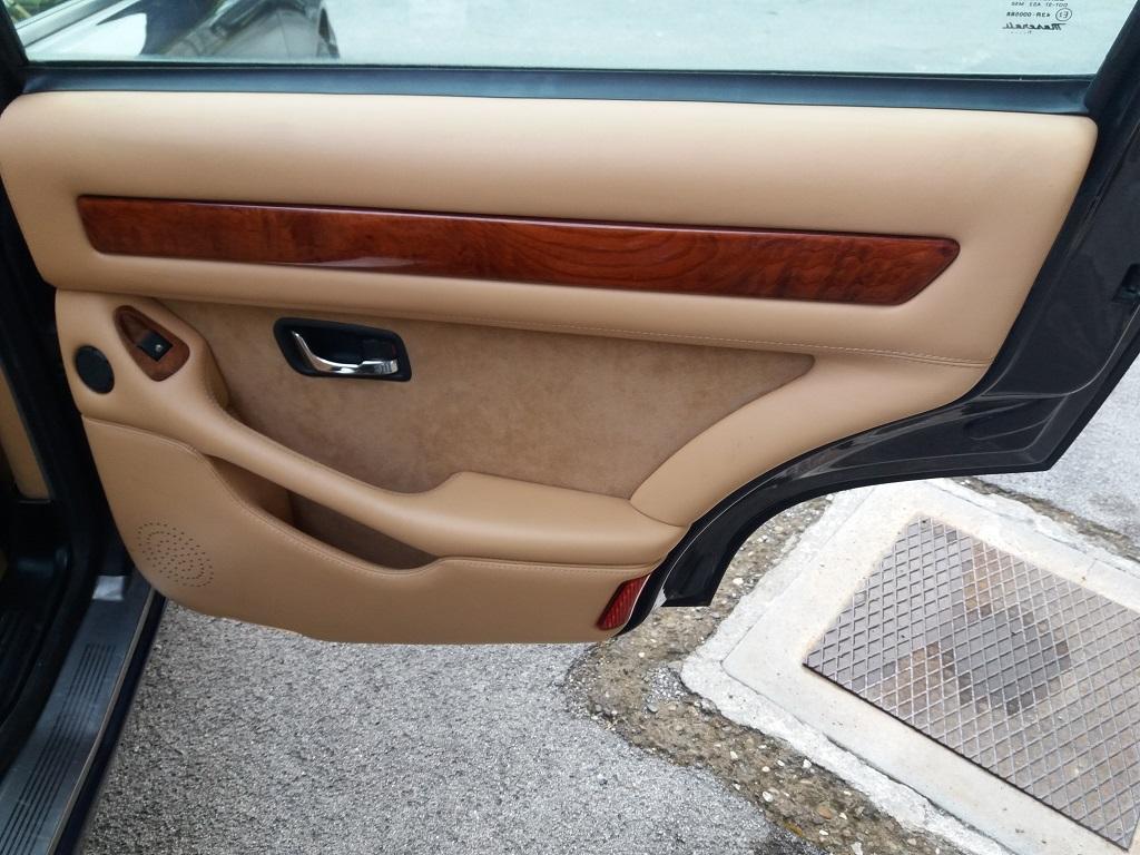 Maserati Quattroporte 2.8i V6 cat Evoluzione (39)