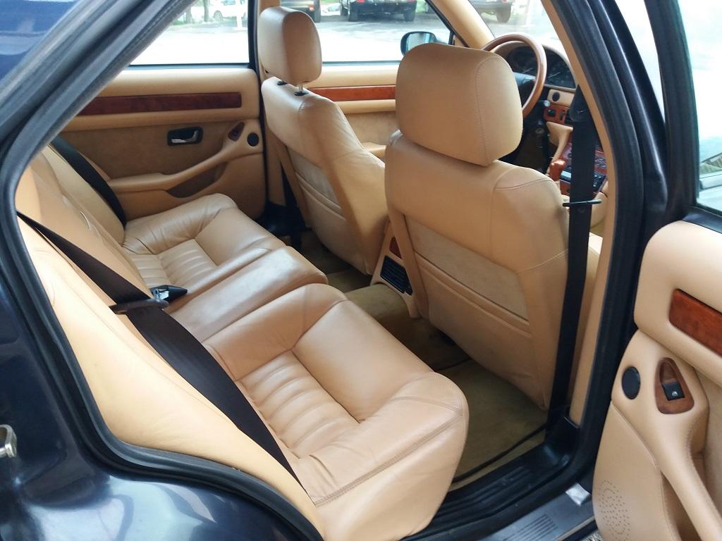 Maserati Quattroporte 2.8i V6 cat Evoluzione (40)