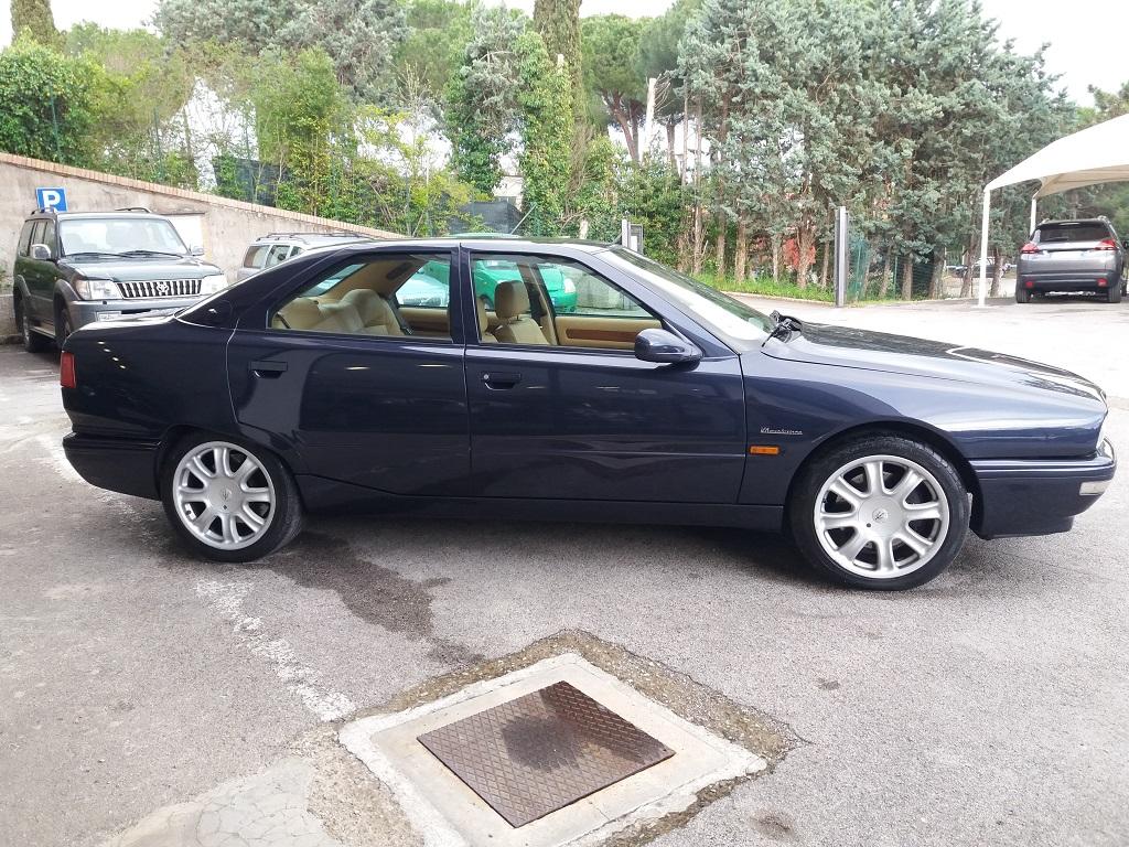Maserati Quattroporte 2.8i V6 cat Evoluzione (5)