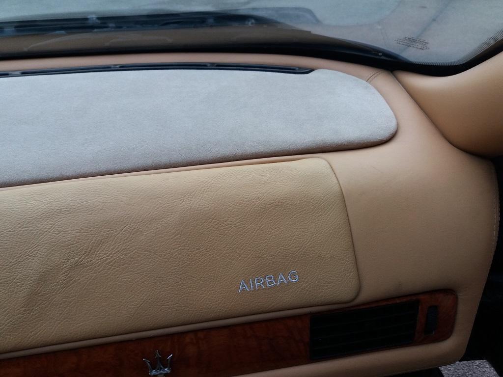 Maserati Quattroporte 2.8i V6 cat Evoluzione (52)
