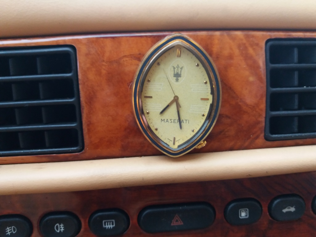 Maserati Quattroporte 2.8i V6 cat Evoluzione (55)