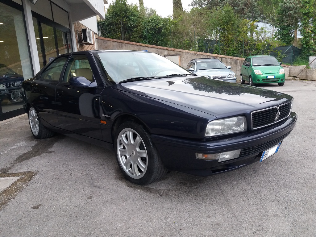 Maserati Quattroporte 2.8i V6 cat Evoluzione (6)