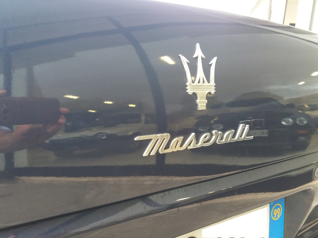 Maserati Quattroporte 2.8i V6 cat Evoluzione (60)