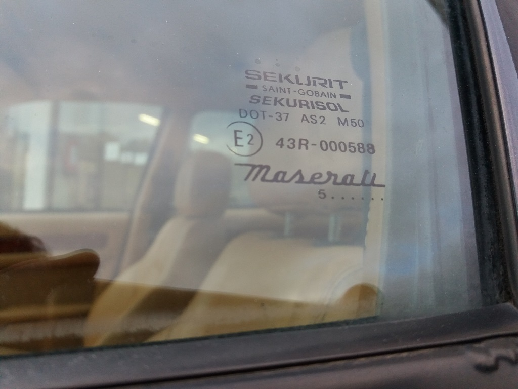 Maserati Quattroporte 2.8i V6 cat Evoluzione (61)