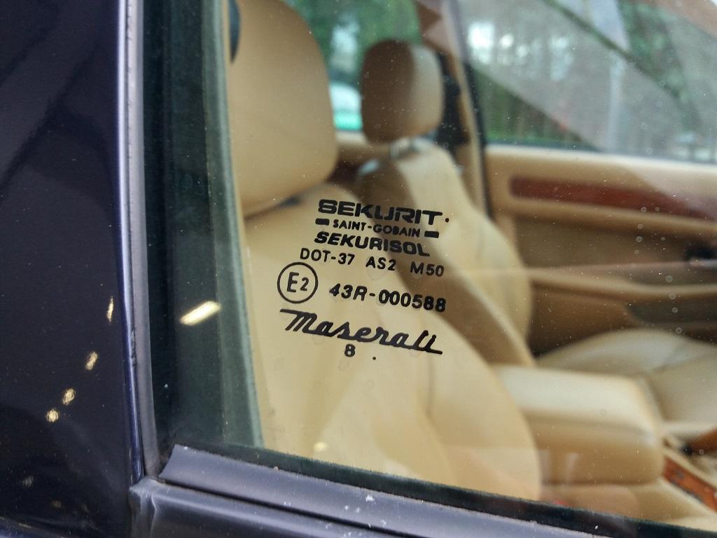 Maserati Quattroporte 2.8i V6 cat Evoluzione (63)