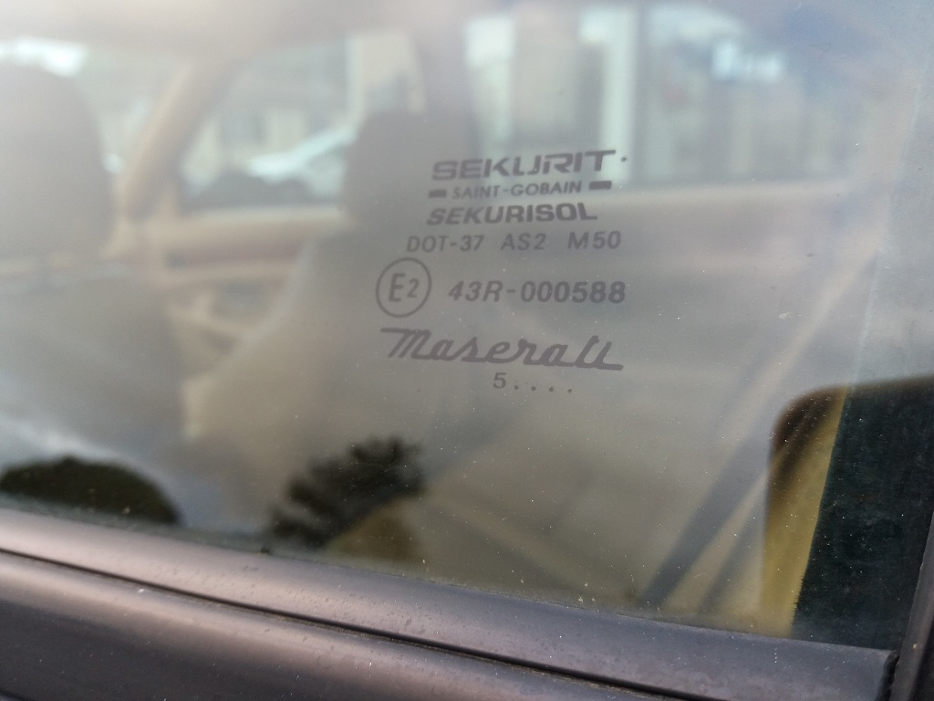 Maserati Quattroporte 2.8i V6 cat Evoluzione (64)