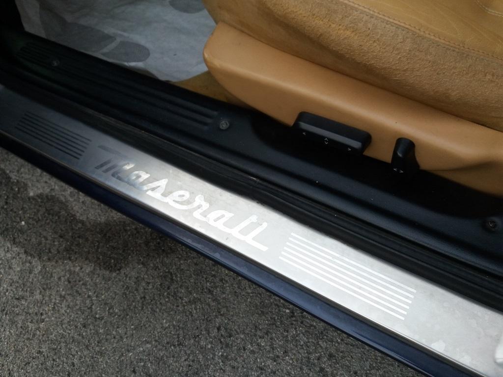 Maserati Quattroporte 2.8i V6 cat Evoluzione (65)