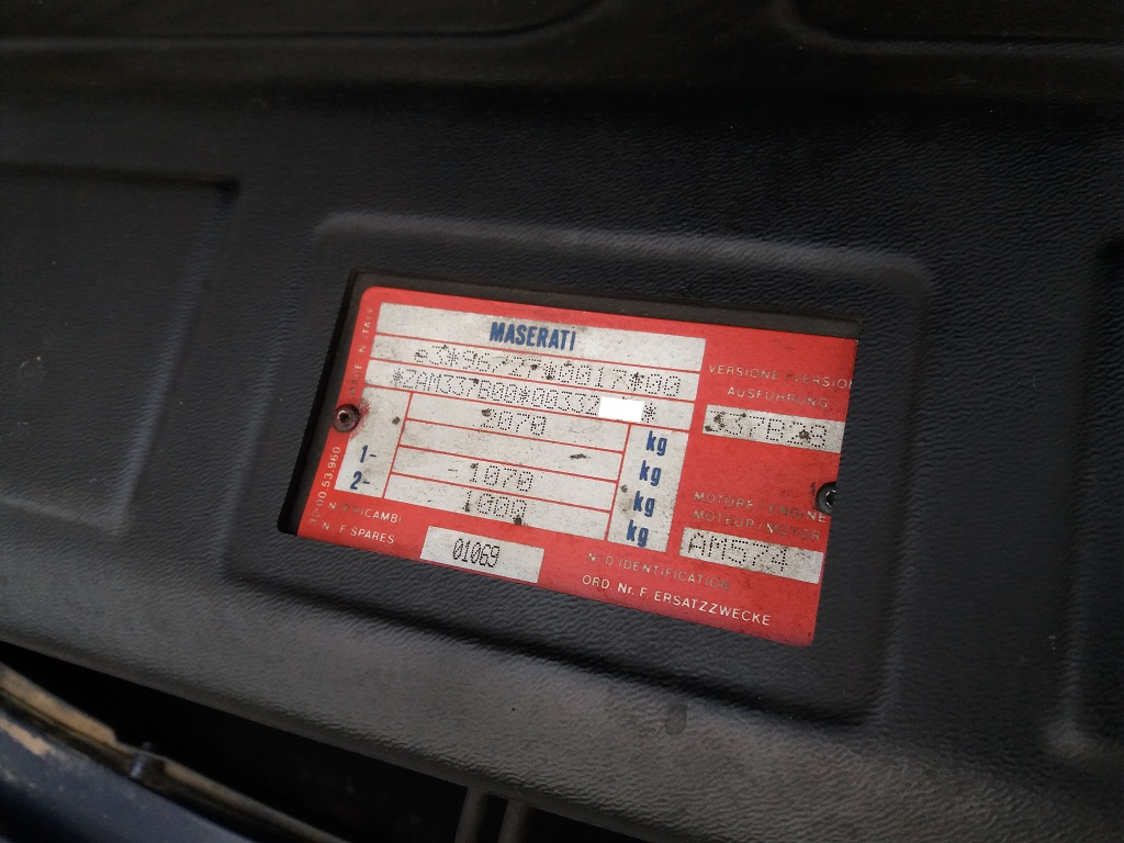 Maserati Quattroporte 2.8i V6 cat Evoluzione (68)
