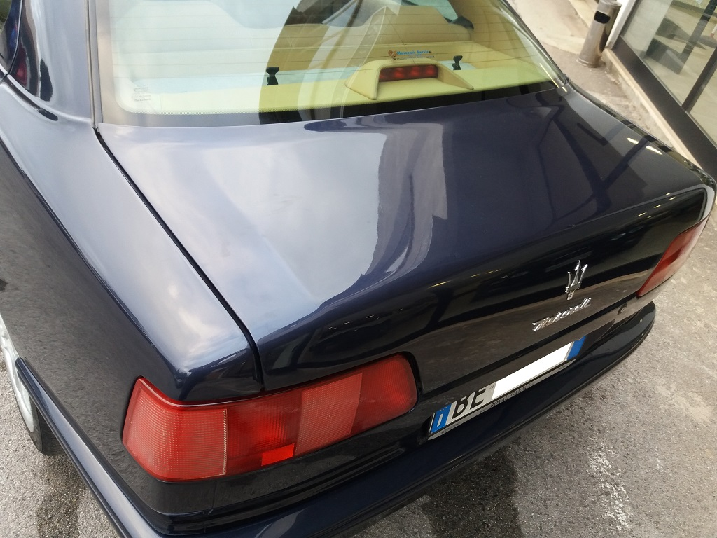 Maserati Quattroporte 2.8i V6 cat Evoluzione (75)