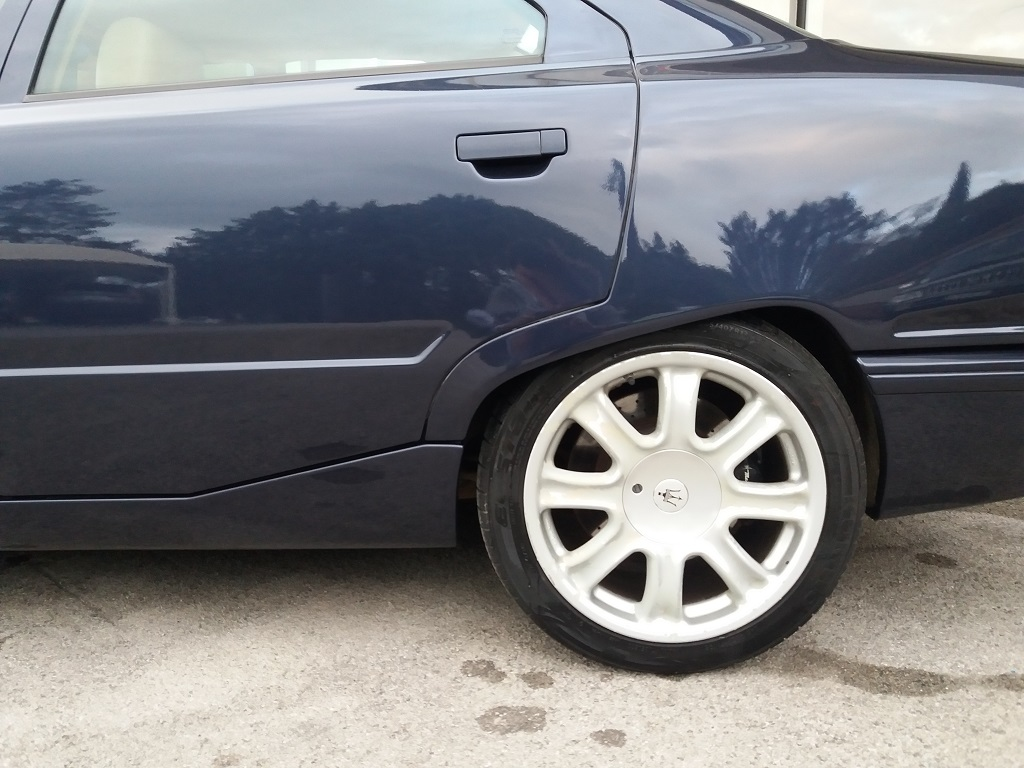 Maserati Quattroporte 2.8i V6 cat Evoluzione (78)