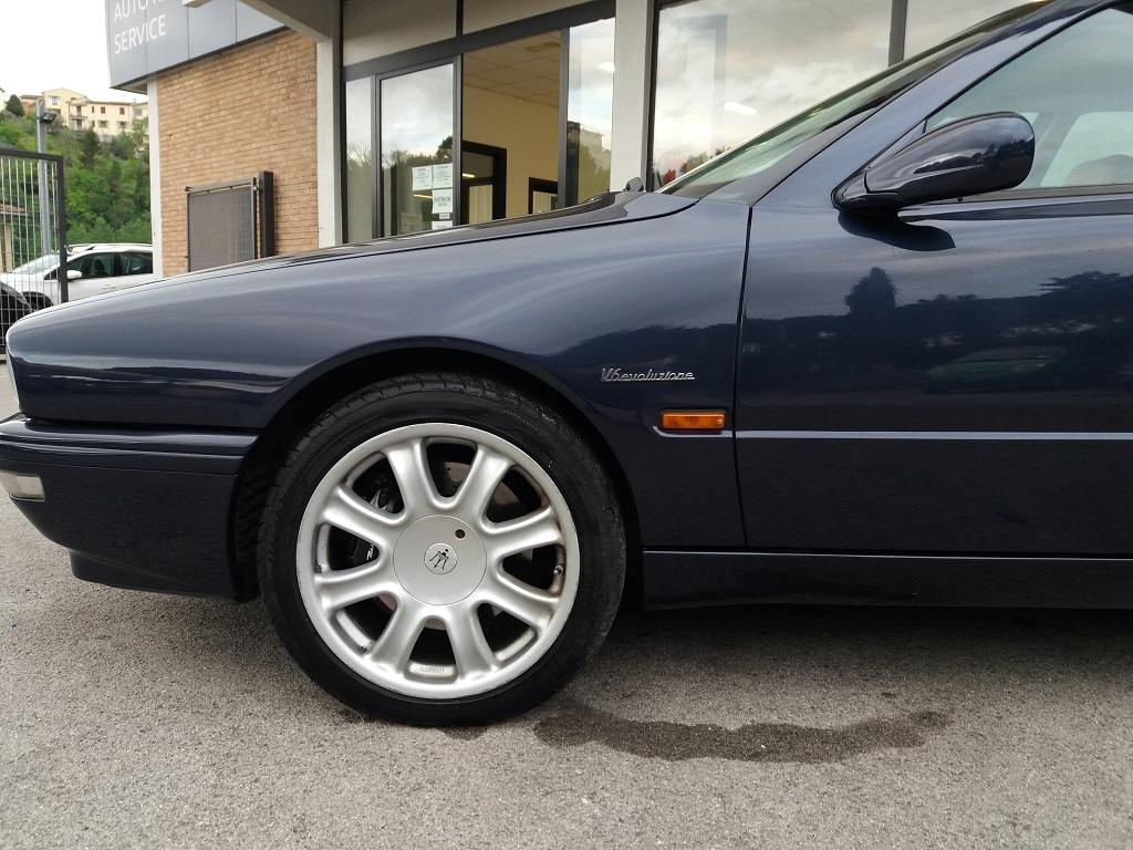 Maserati Quattroporte 2.8i V6 cat Evoluzione (79)