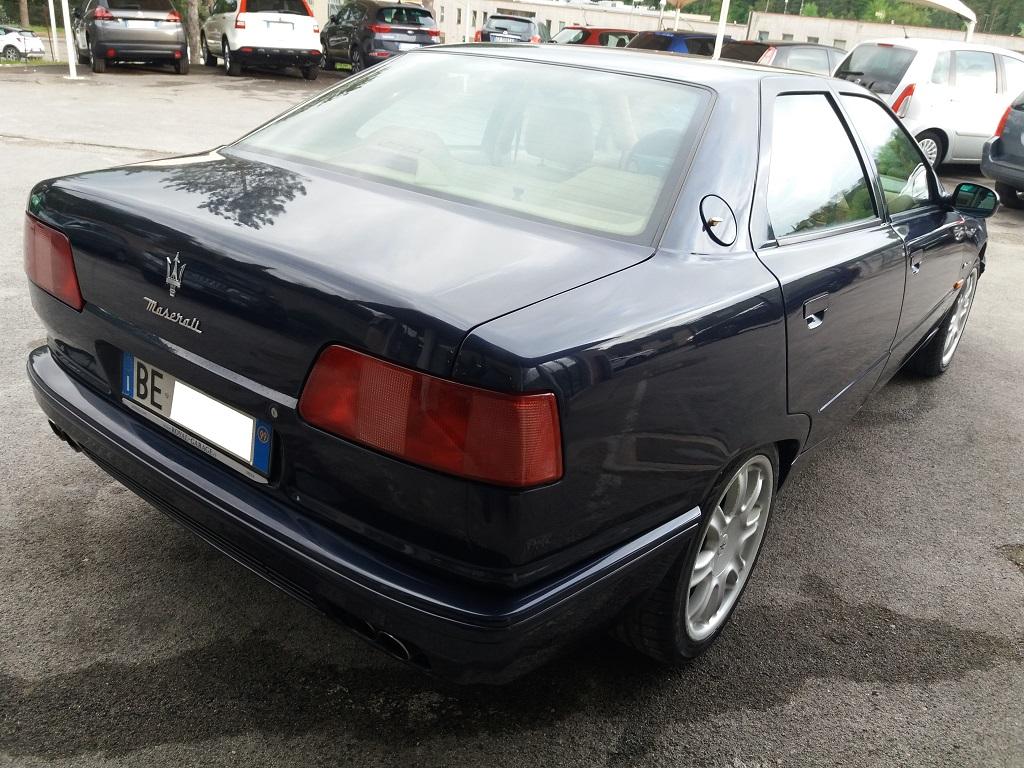 Maserati Quattroporte 2.8i V6 cat Evoluzione (8)