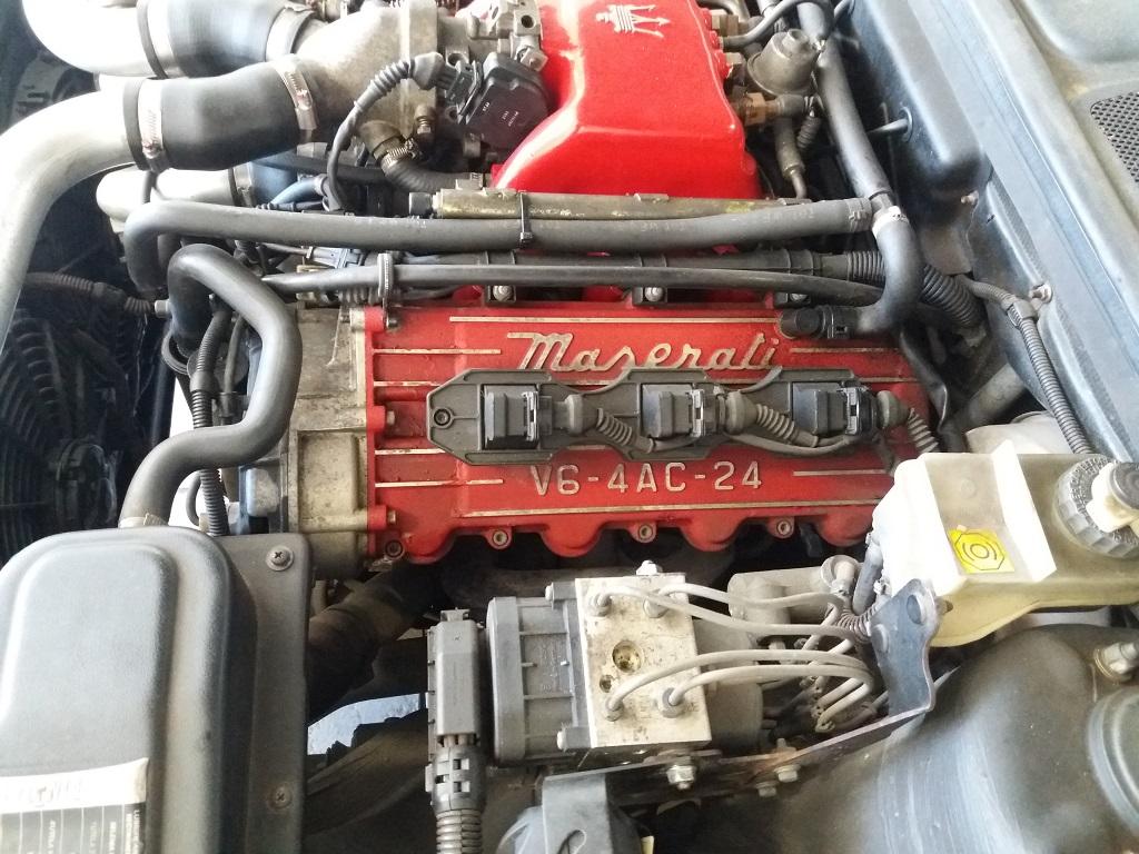 Maserati Quattroporte 2.8i V6 cat Evoluzione (97)