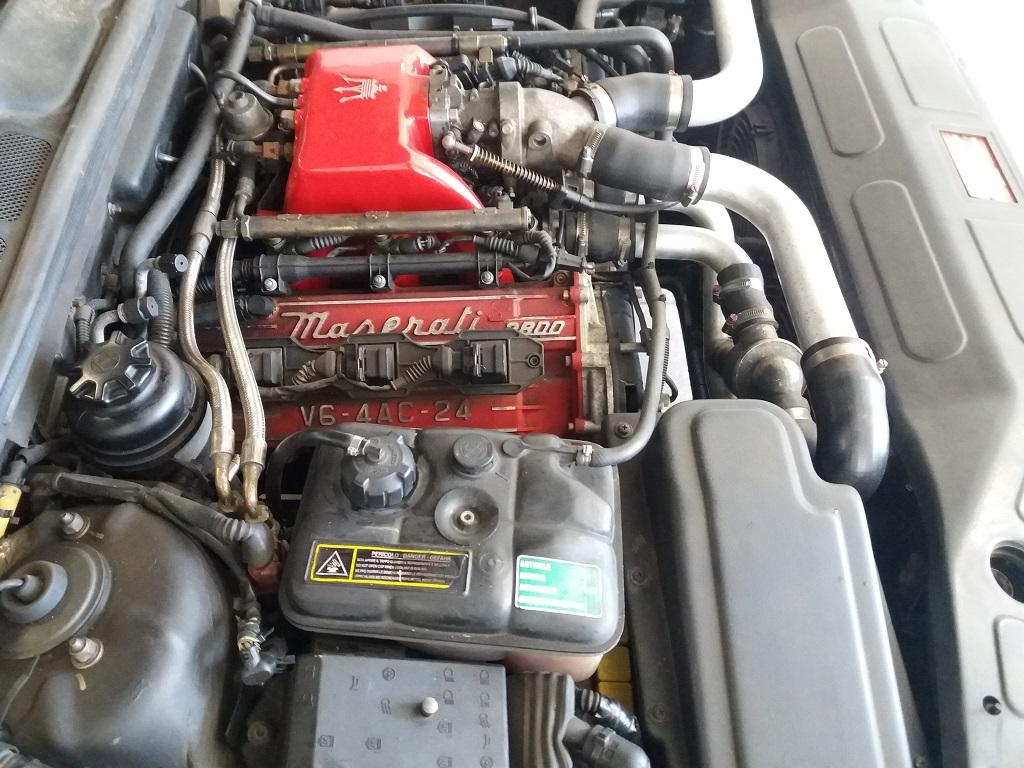 Maserati Quattroporte 2.8i V6 cat Evoluzione (98)