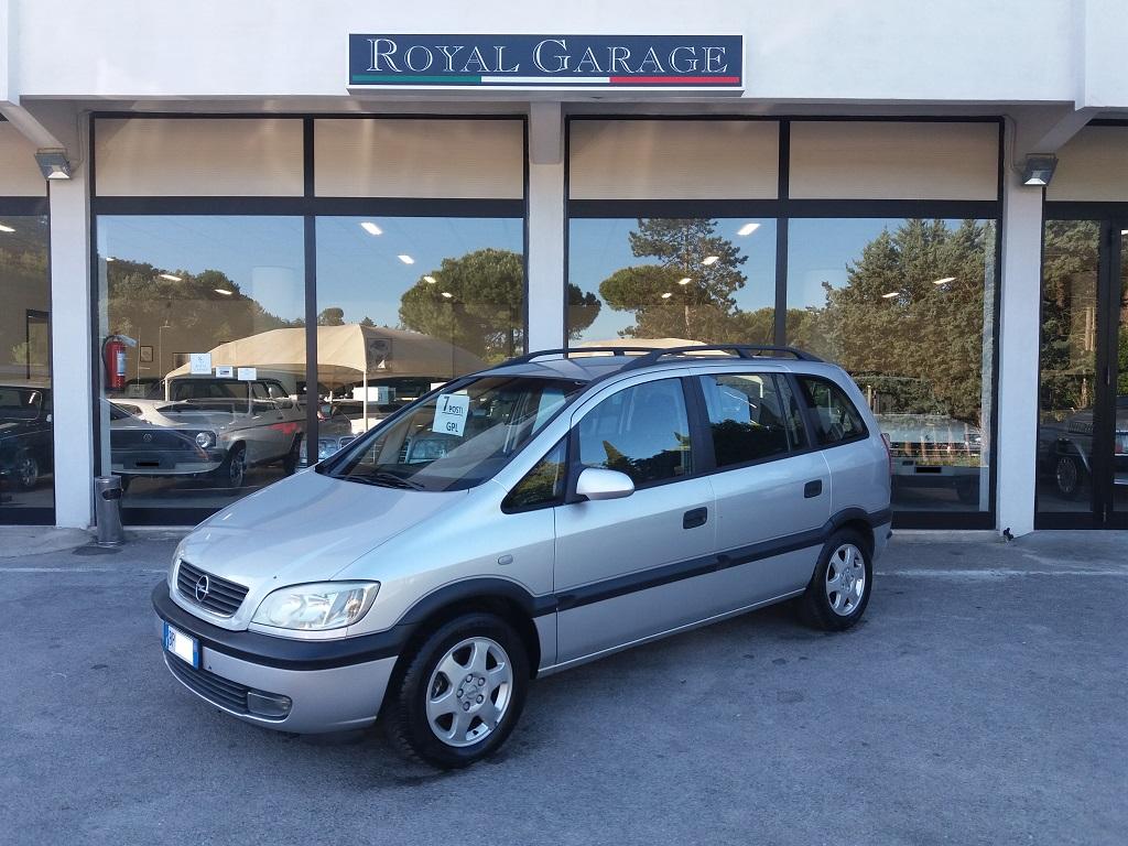 Opel Zafira 1.8 16v cat CDX GPL (1)