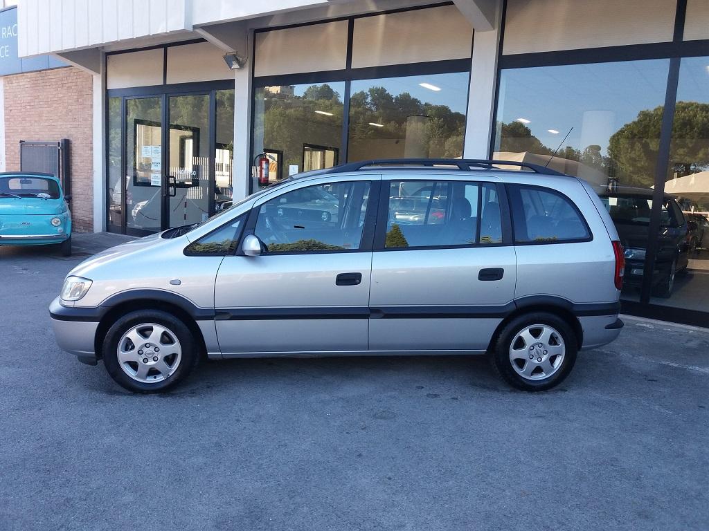 Opel Zafira 1.8 16v cat CDX GPL (2)