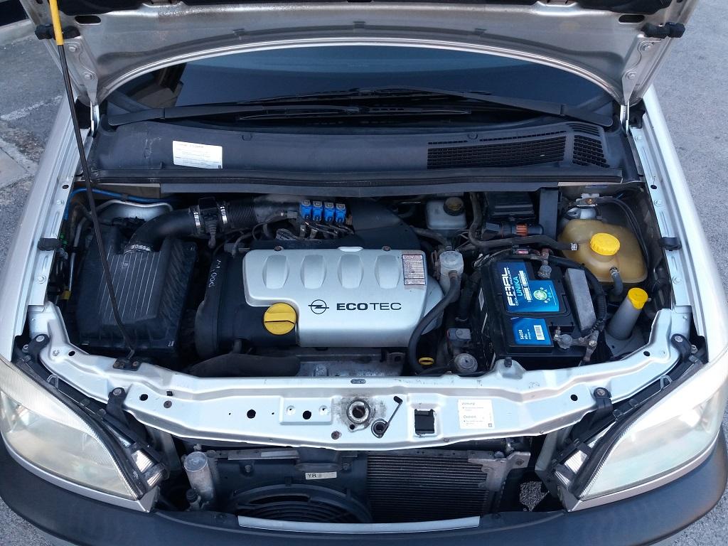 Opel Zafira 1.8 16v cat CDX GPL (45)