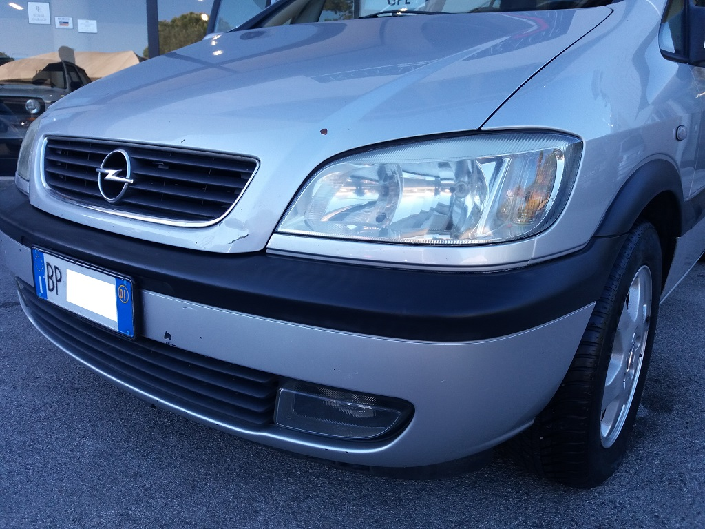 Opel Zafira 1.8 16v cat CDX GPL (53)