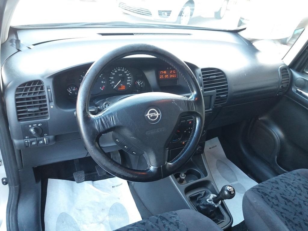 Opel Zafira 1.8 16v cat CDX GPL (9)