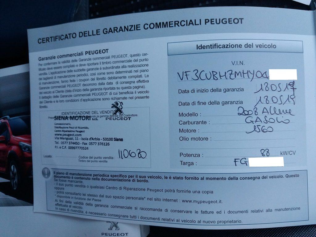 Peugeot 2008 BlueHDi 120 S&S Allure (49)