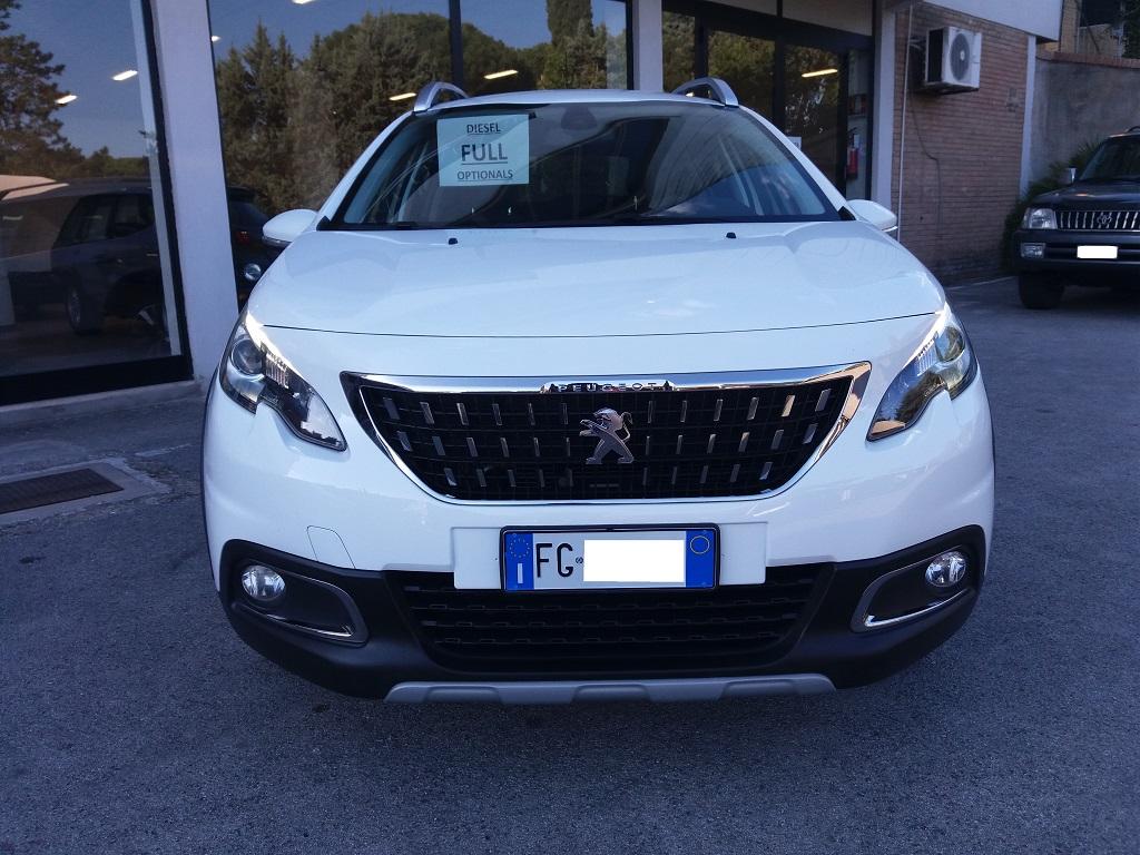 Peugeot 2008 BlueHDi 120 S&S Allure (6)
