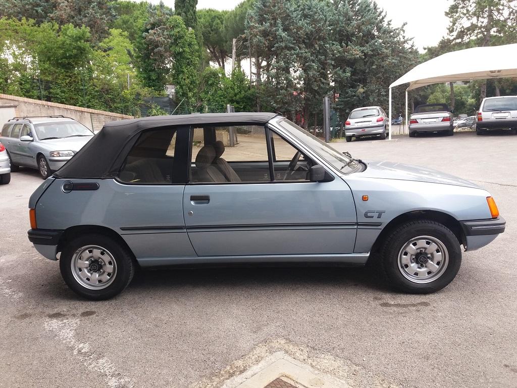 Peugeot 205 Cabriolet 1.1 CT (13)