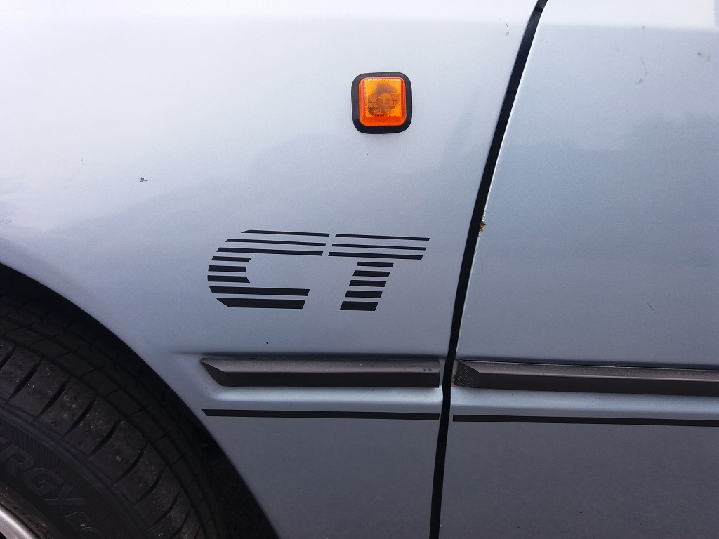 Peugeot 205 Cabriolet 1.1 CT (40)
