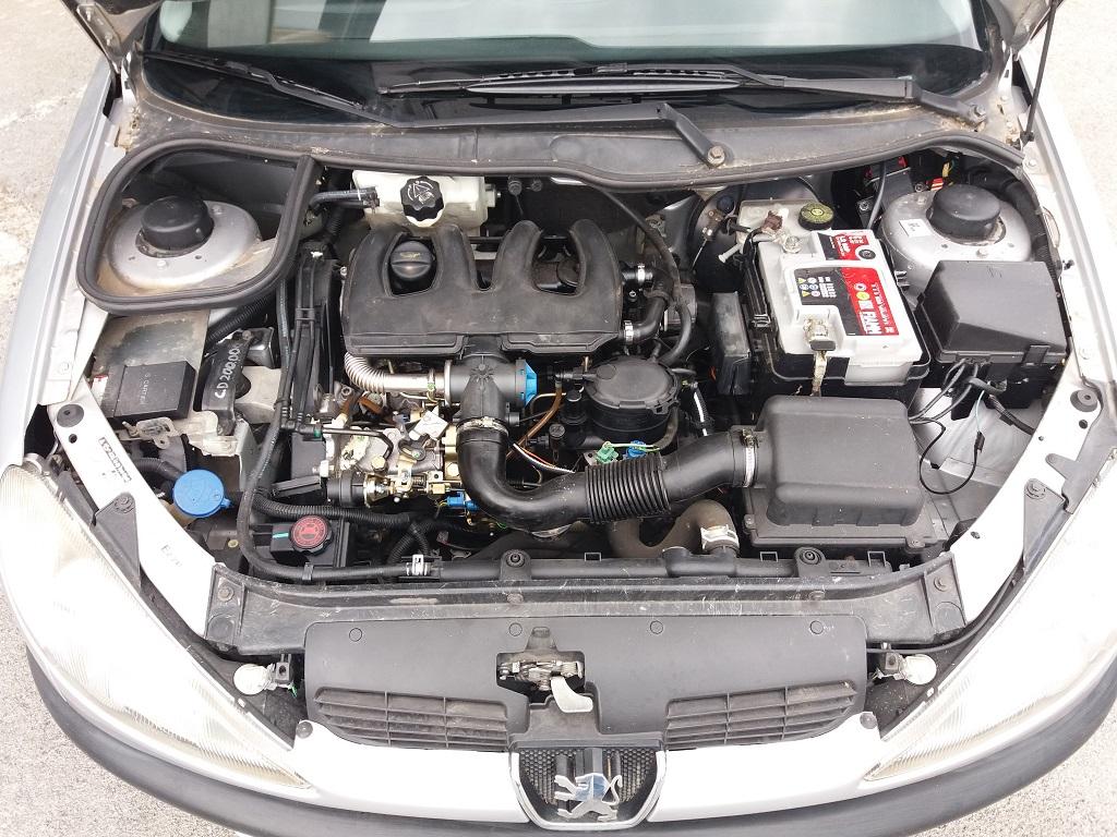Peugeot 206 1.9 diesel 5p XTD (39)