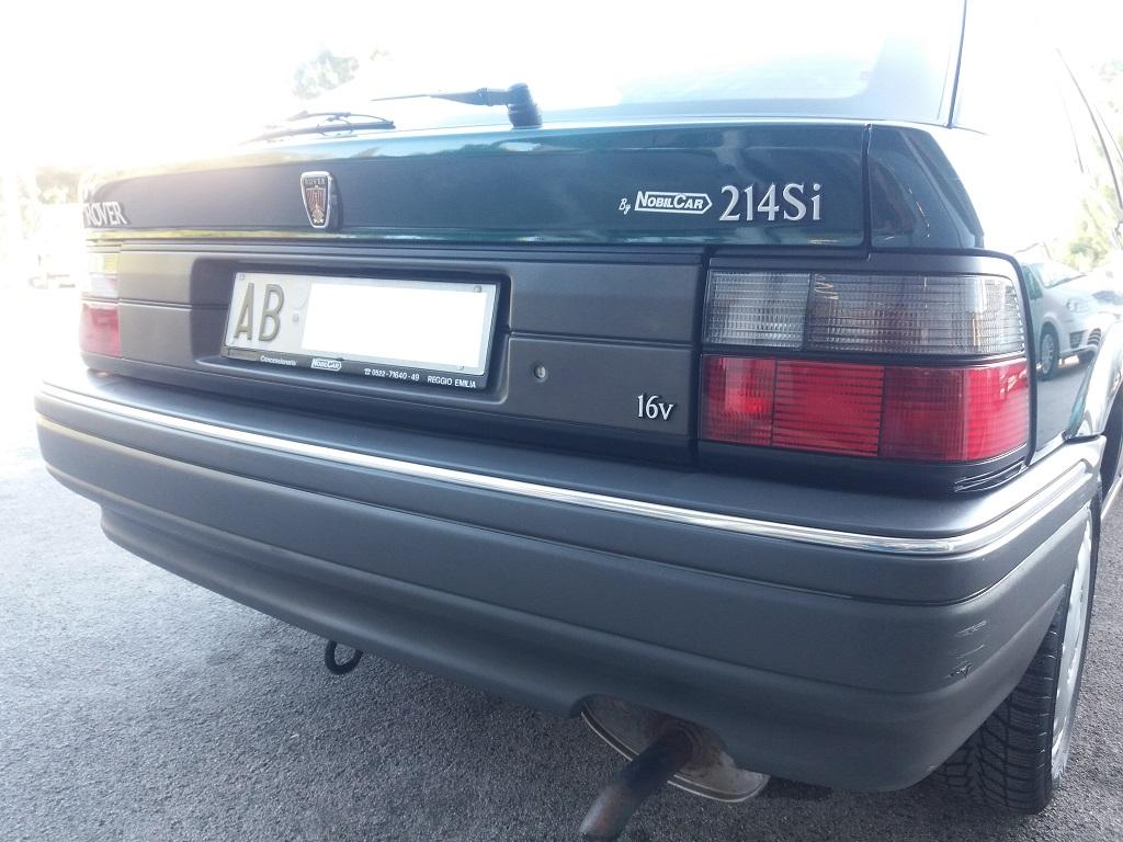 Rover 214 16v cat 5p Si (34)
