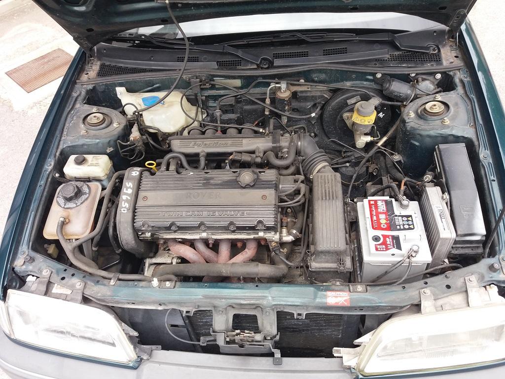 Rover 214 16v cat 5p Si (49)
