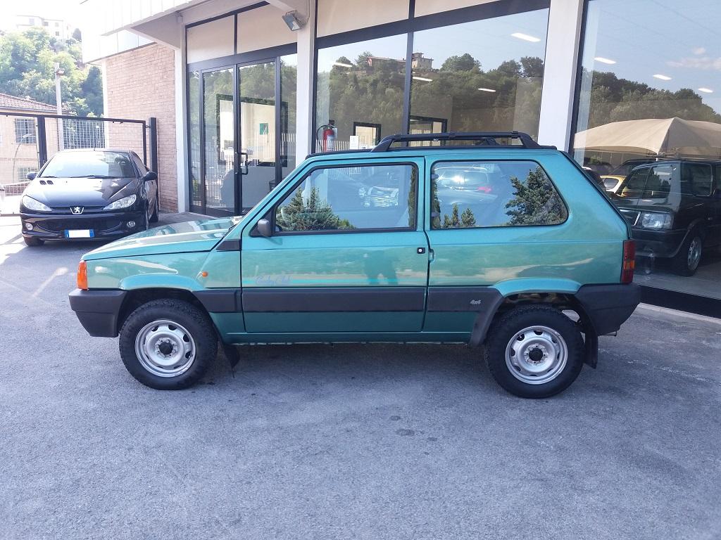 Fiat Panda 4x4 1.100 i.e. cat Country Club (2)