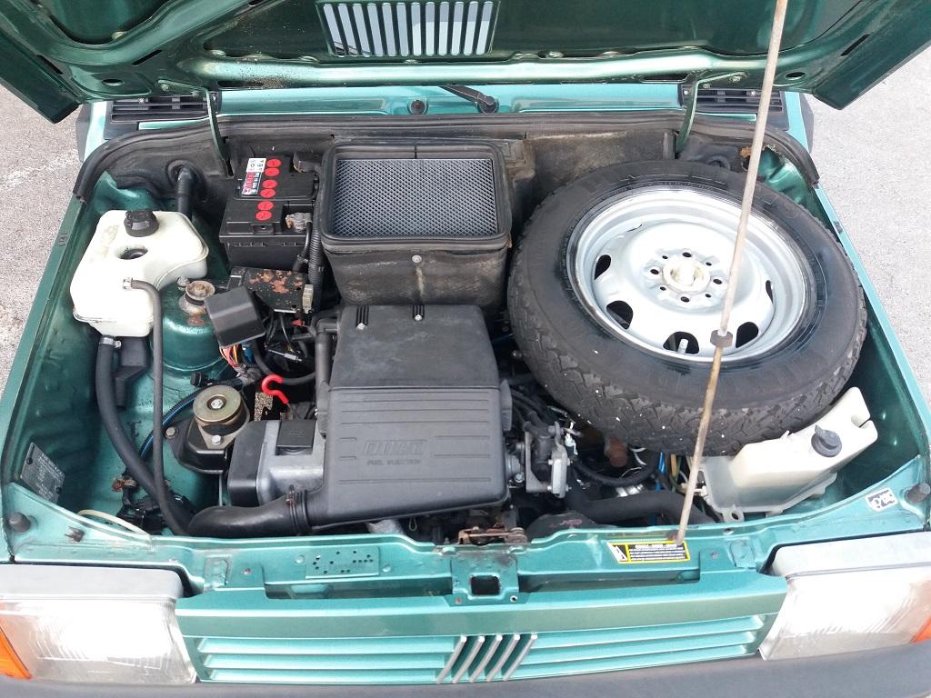 Fiat Panda 4x4 1.100 i.e. cat Country Club (43)