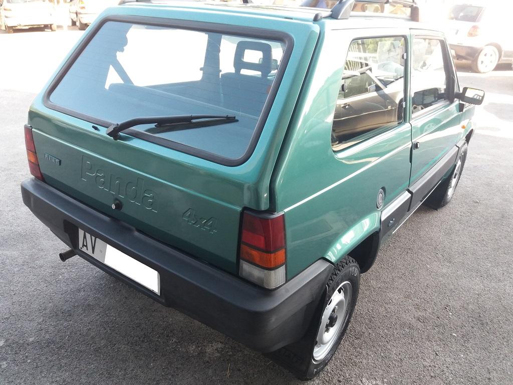 Fiat Panda 4x4 1.100 i.e. cat Country Club (5)
