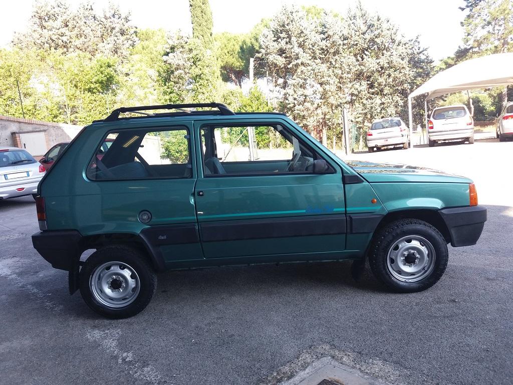 Fiat Panda 4x4 1.100 i.e. cat Country Club (6)