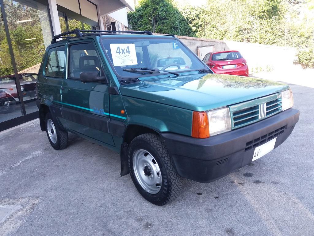 Fiat Panda 4x4 1.100 i.e. cat Country Club (7)