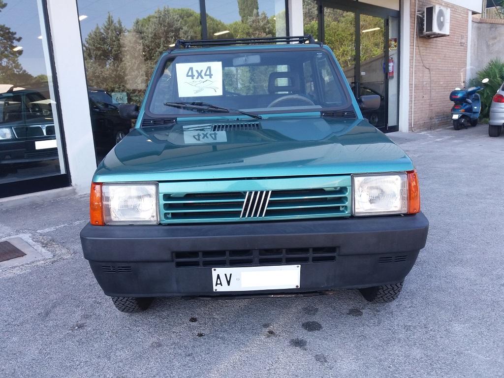 Fiat Panda 4x4 1.100 i.e. cat Country Club (8)