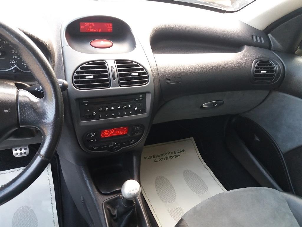 Peugeot 206 2.0 16v GTi (10)
