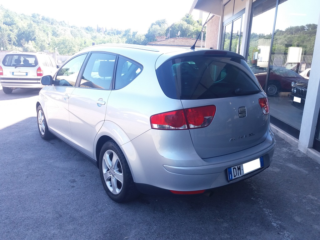 Seat Altea XL 1.6 Stylance GPL (2)