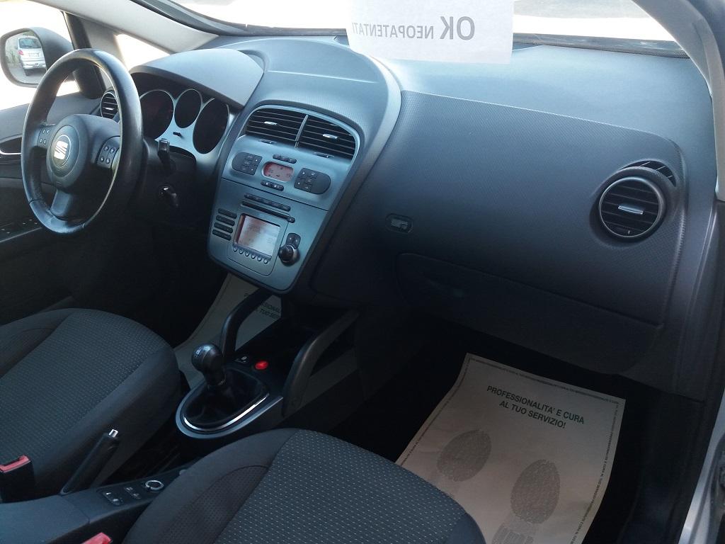 Seat Altea XL 1.6 Stylance GPL (20)