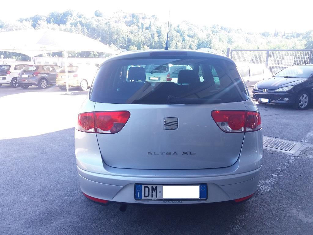 Seat Altea XL 1.6 Stylance GPL (3)