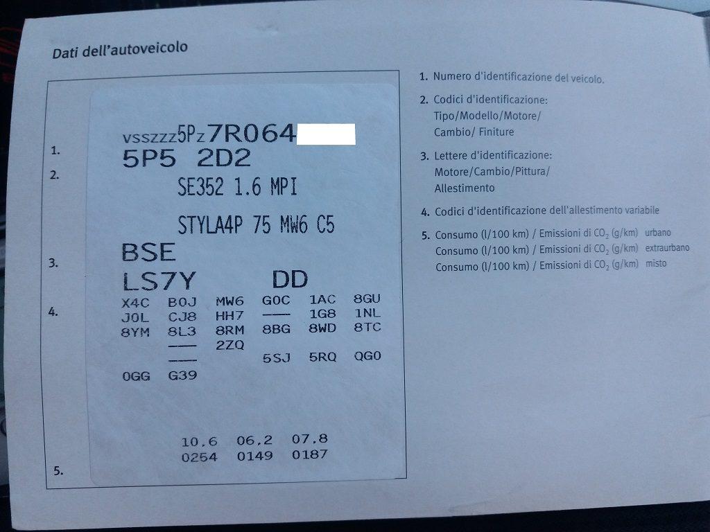 Seat Altea XL 1.6 Stylance GPL (61)