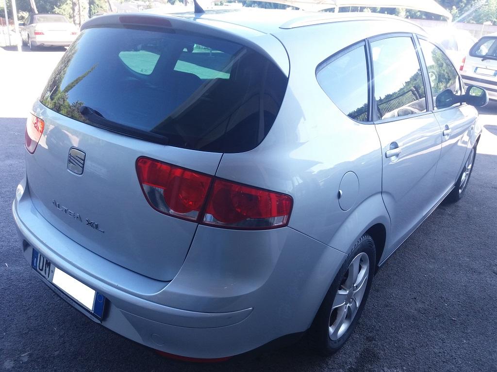 Seat Altea XL 1.6 Stylance GPL (8)