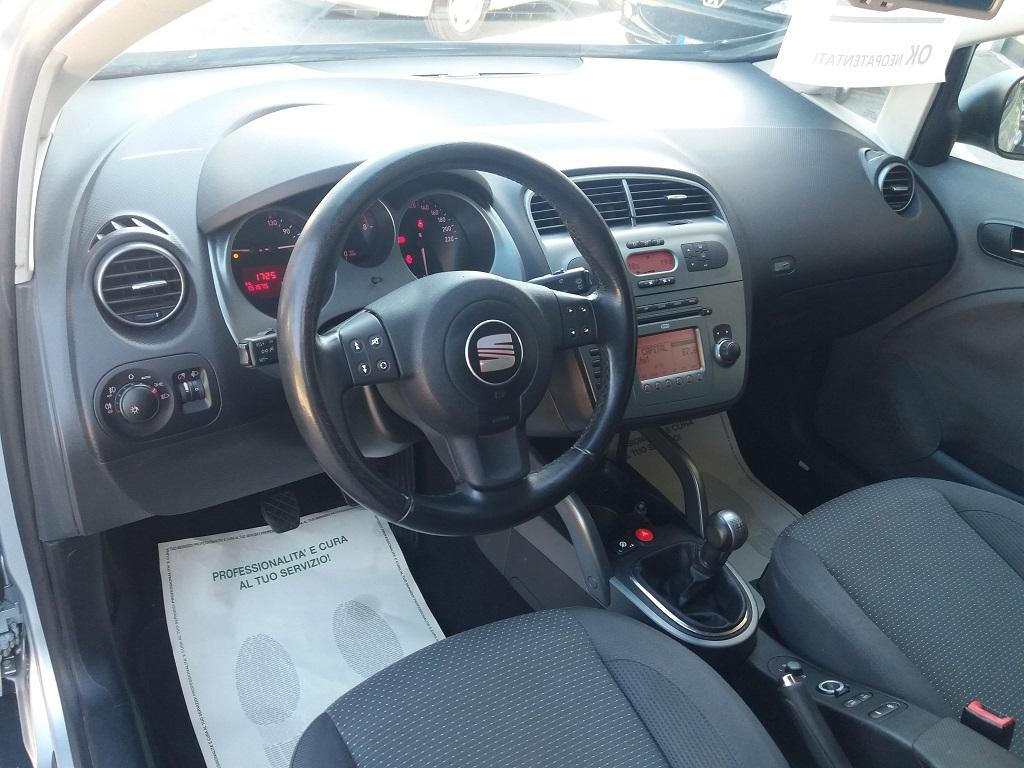 Seat Altea XL 1.6 Stylance GPL (9)