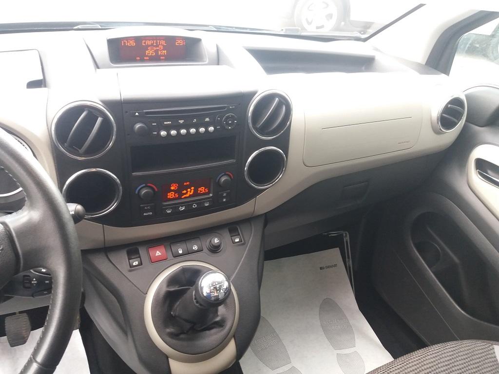Peugeot Partner Tepee 1.6 HDi 115 cv Outdoor (15)