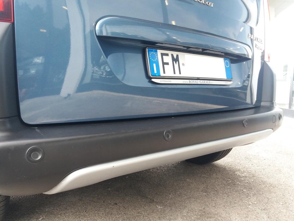 Peugeot Partner Tepee 1.6 HDi 115 cv Outdoor (37)
