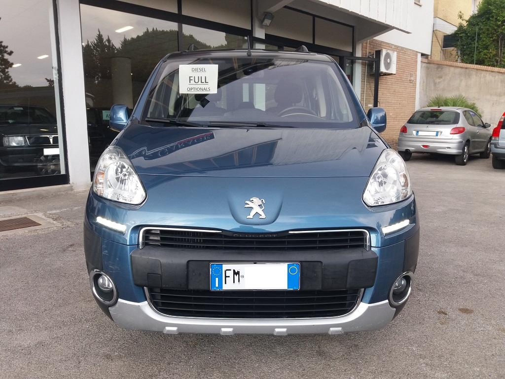 Peugeot Partner Tepee 1.6 HDi 115 cv Outdoor (7)