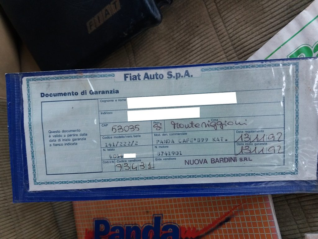 Fiat Panda 900 i.e. cat Cafè (54)
