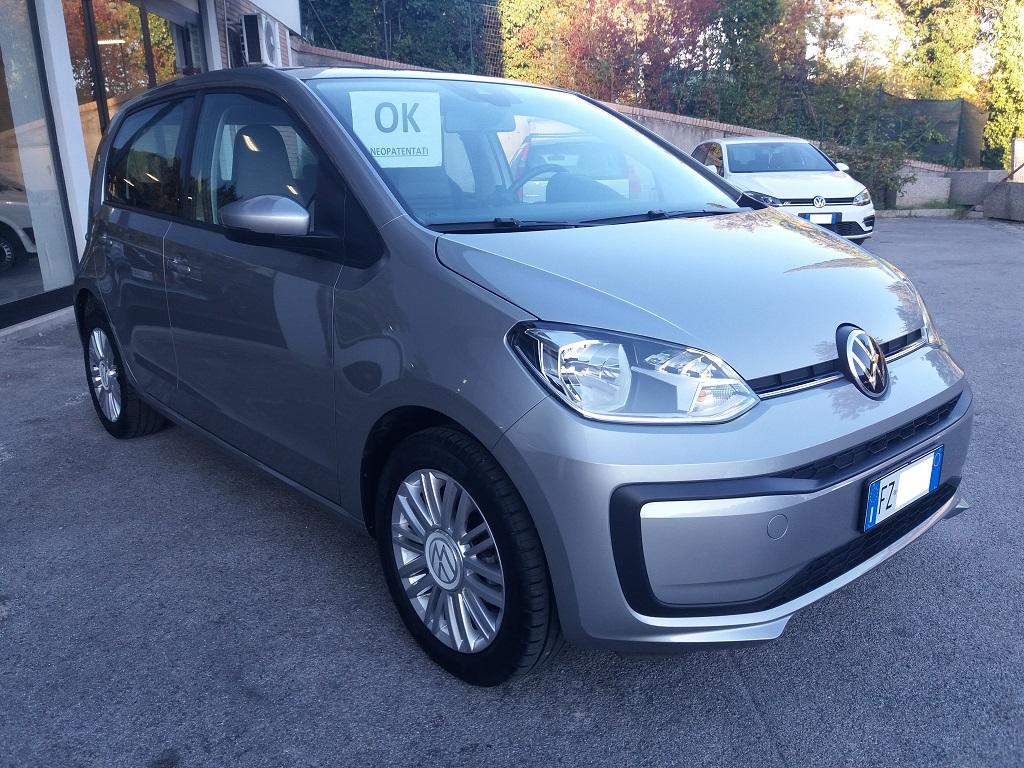 Volkswagen up! 5p 1.0 Move up! 60 cv (6)